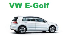 VW E-Golf/GTE